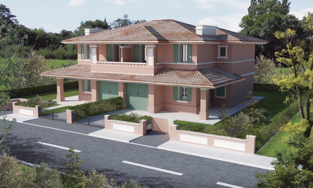 Progetto casa singola 2 piani esempio progetto online for Piani di casa in arizona